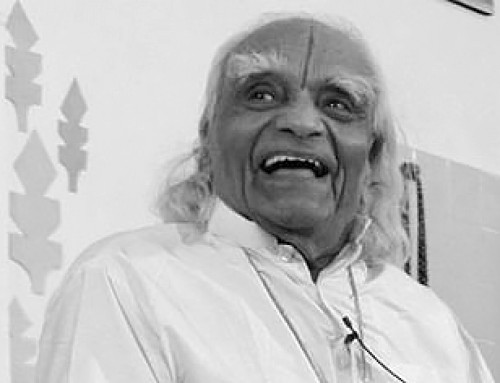 Guruji BKS Iyengar, December 14th 1918 – August 20th 2014