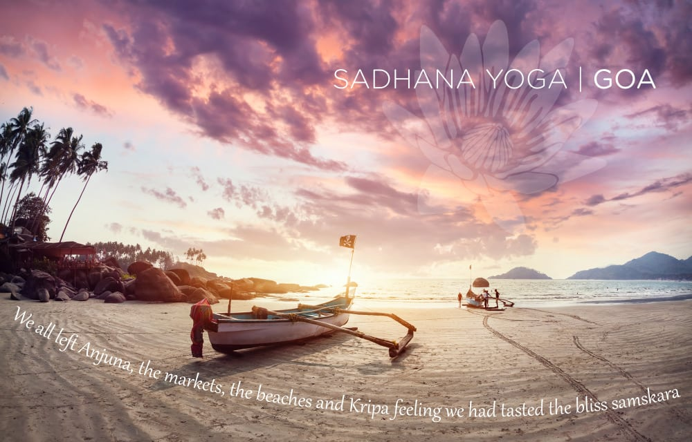 Yoga Retreat | Goa, India | January 2018