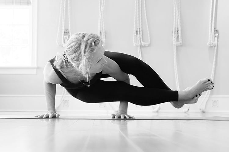 Leigh Anne Milne - Iyengar Yoga
